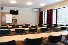 Karupesa hotelli seminarisaal